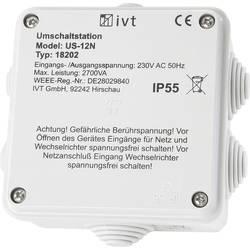 Přepínací stanice pro měniče IVT US-12N, 230 V/AC, 12 A