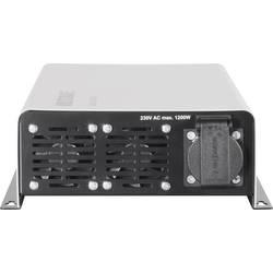 Menič napätia DC / AC VOLTCRAFT SWD-1200/24, 1200 W, 24 V/DC/230 V/AC, 1200 W diaľkovo zapínateľný