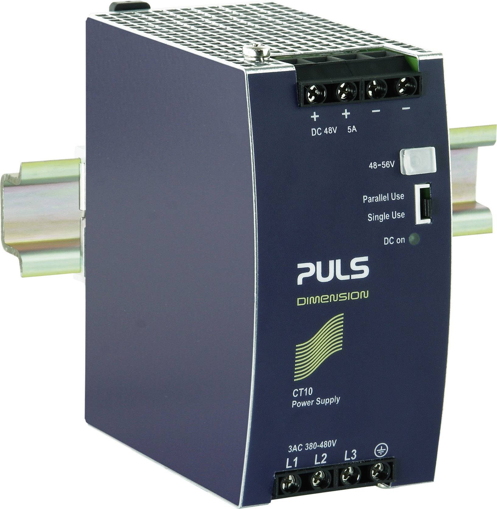 Zdroj na DIN lištu PULS Dimension CT10.481, 5 A, 48 V/DC