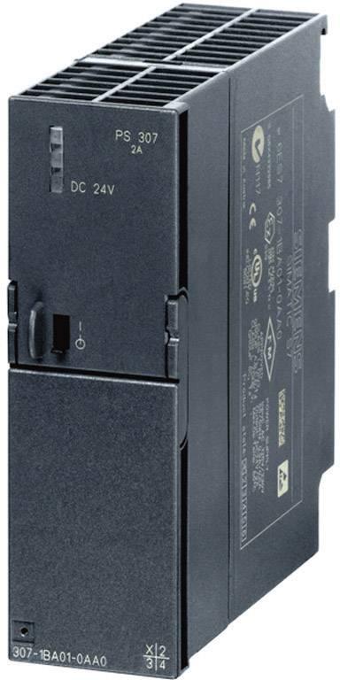 Zdroj na DIN lištu Siemens SIMATIC PS307, 24 V/DC, 2 A