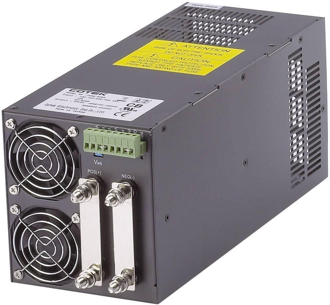Vestavný napájecí zdroj Cotek 1K5S-P12, 12 V/DC, 1500 W