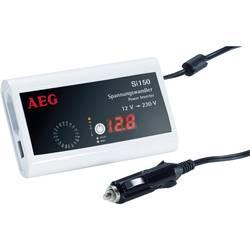 Menič napätia DC / AC AEG Si 150, 150 W, 12 V/DC/230 V/AC, 5 V/DC, 150 W bez ventilátorov
