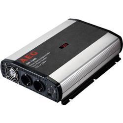 Menič napätia DC / AC AEG SW 1500, 1500 W, 12 V/DC/230 V/AC, 1500 W vr. diaľkového ovládania