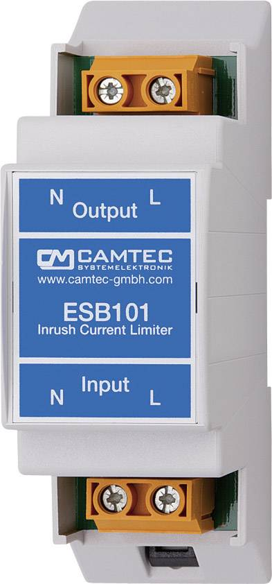 Omezovač náběhového proudu Camtec ESB101.LED, 48 A