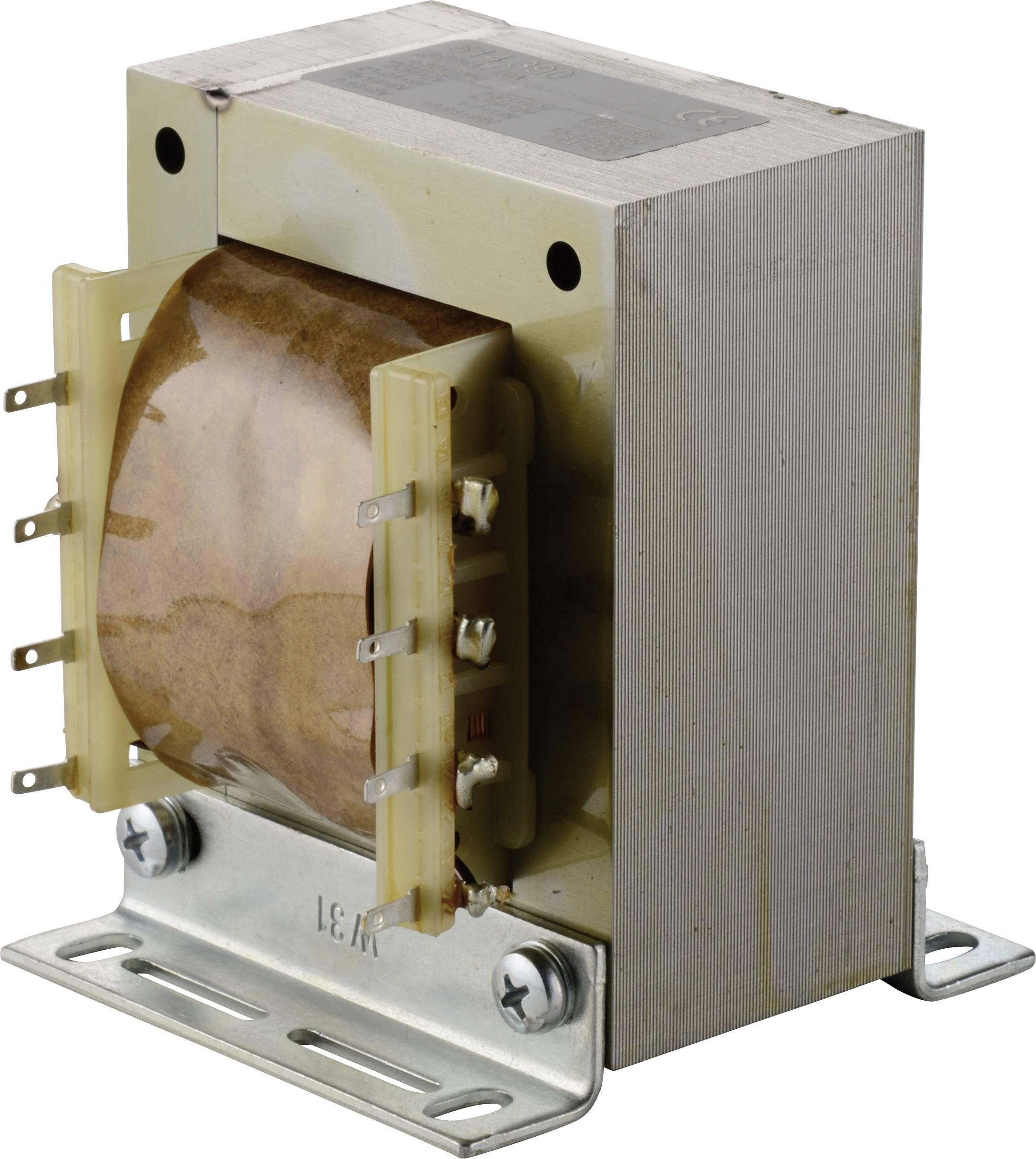 Univerzální síťový transformátor elma TT, 2 x 20 V, 80 VA