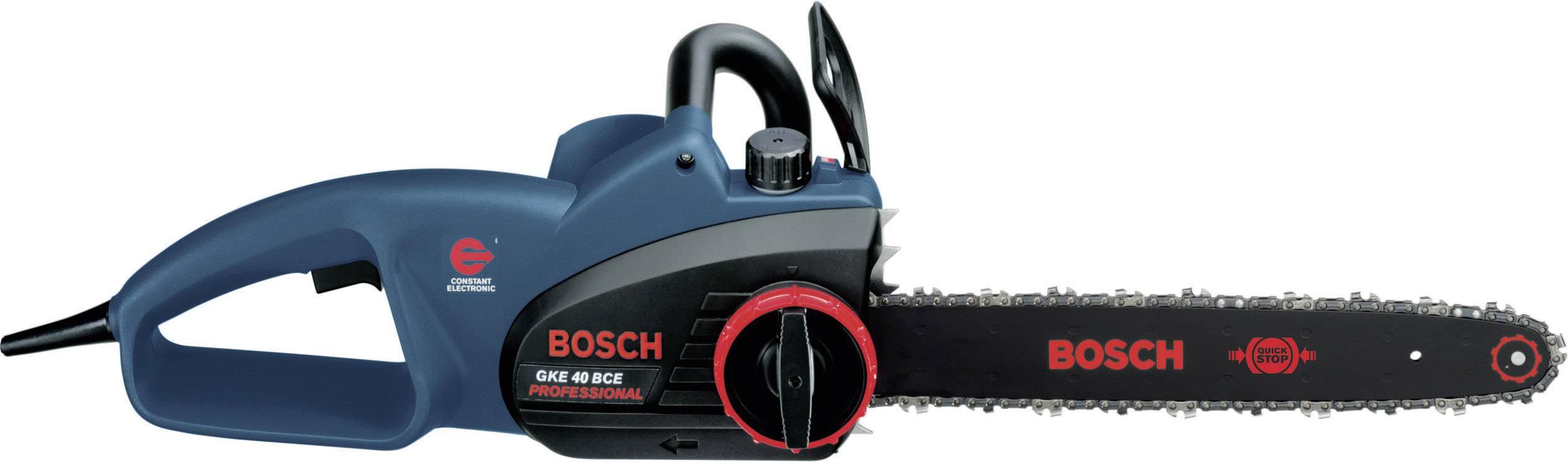 Řetězová pila Bosch GKE 40 BCE 0601597703