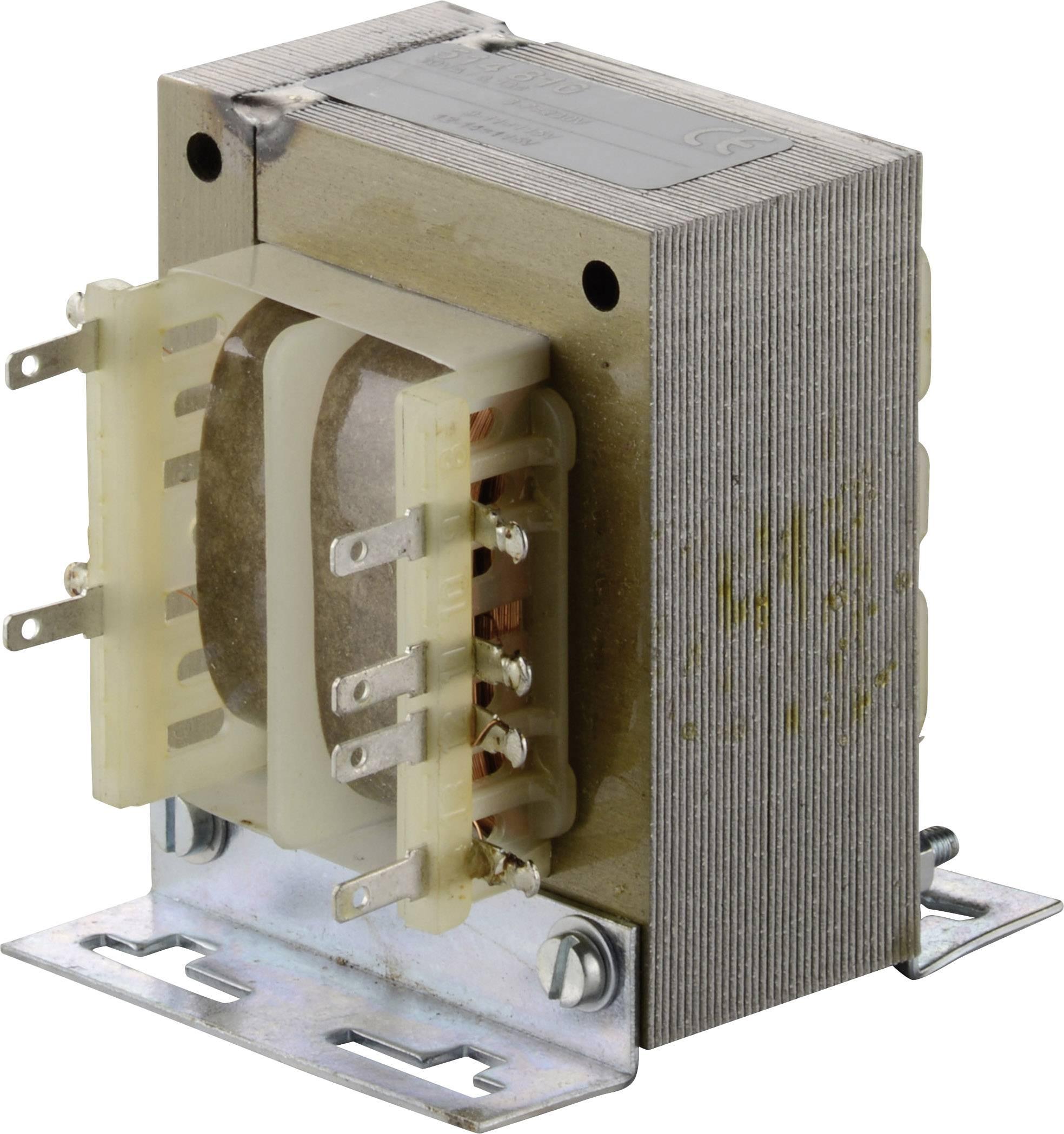 Izolačný transformátor elma TT IZ 63, 2 x 115 V/AC, 65 VA