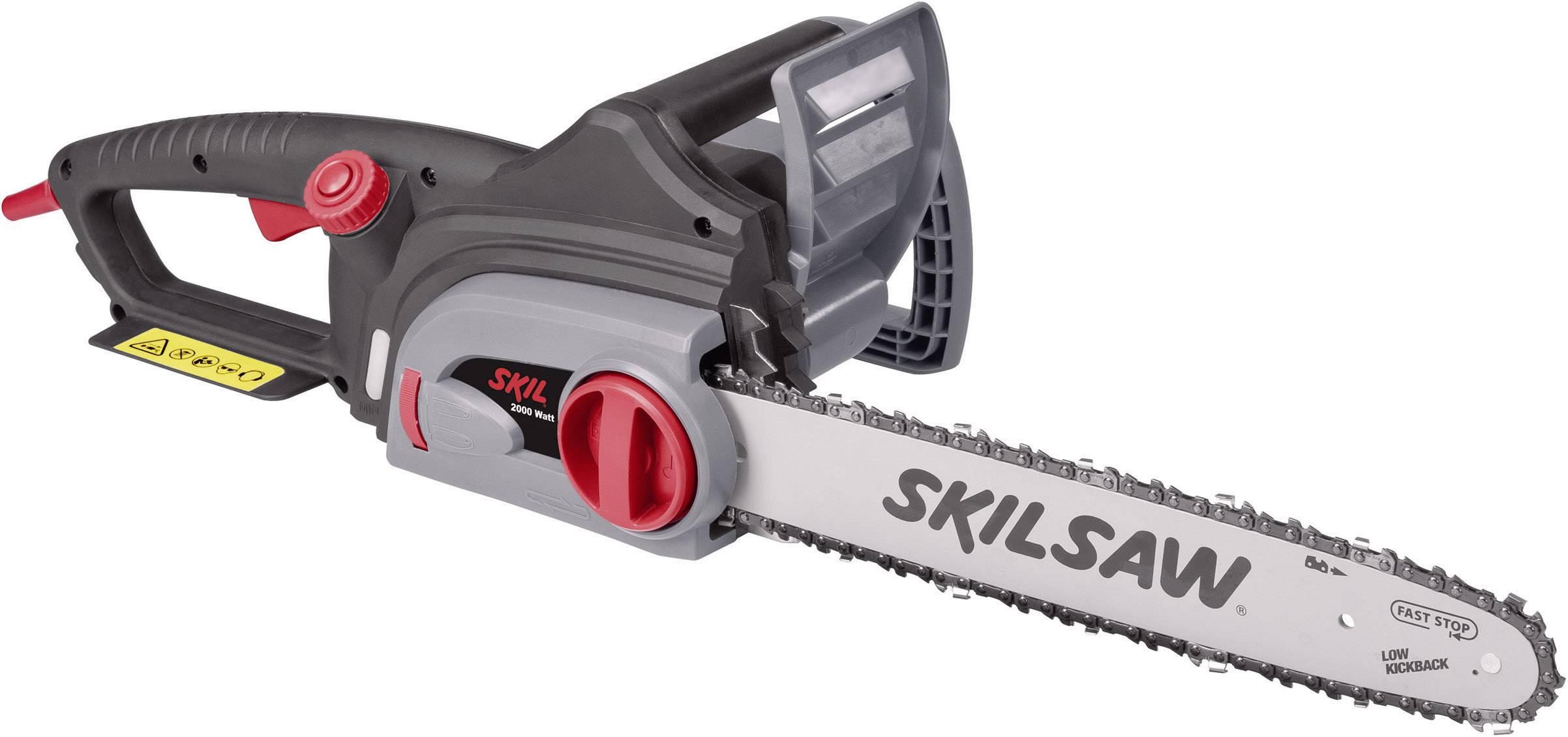 Elektrický/á reťazová píla SKIL 0780 AA, dĺžka čepele 350 mm