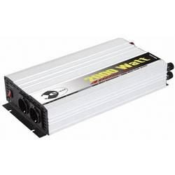Trapézový menič napätia DC / AC e-ast HPL 2000-24, 2000 W, 24 V/DC/230 V/AC, 2000 W