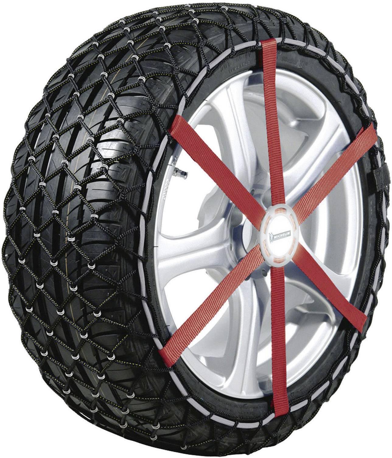 Sněhové řetězy Michelin Easy Grip, 2MIL92304, L12, R17