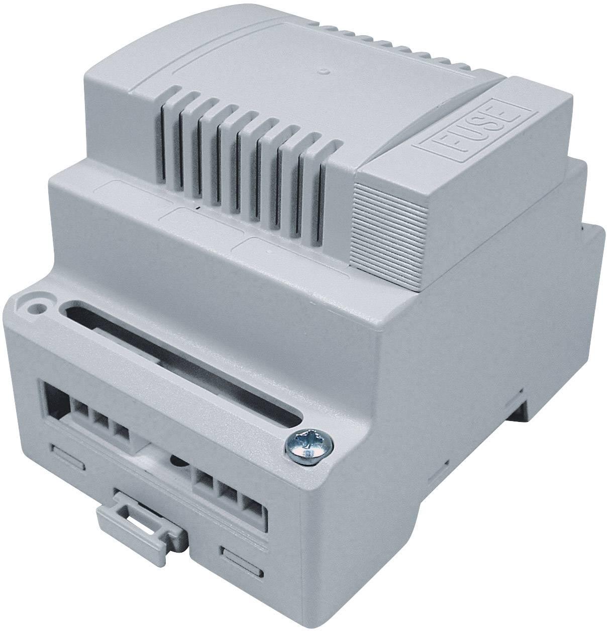 Sieťový zdroj na montážnu lištu (DIN lištu) Comatec TBD2 012 24 F4, 24 V/AC, 0.5 A, 12 W