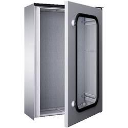 Plastový skříňový rozvaděč KS Rittal KS 1448.500, 400 x 400 x 200 mm, šedobílá (RAL 7035)