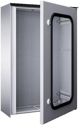 Inštalačná krabička Rittal KS 1454.500 1454.500, (š x v x h) 500 x 500 x 300 mm, polyester, svetlo sivá (RAL 7035), 1 ks