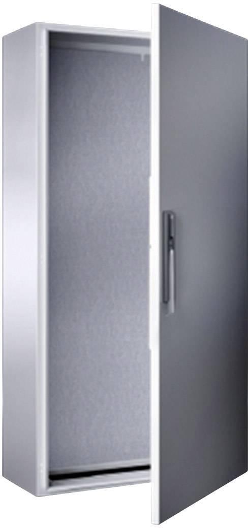 Skříňový rozvaděč Rittal CM 5113.500, 600 x 1200 x 400 mm, ocelový plech, světle šedá , 1 ks