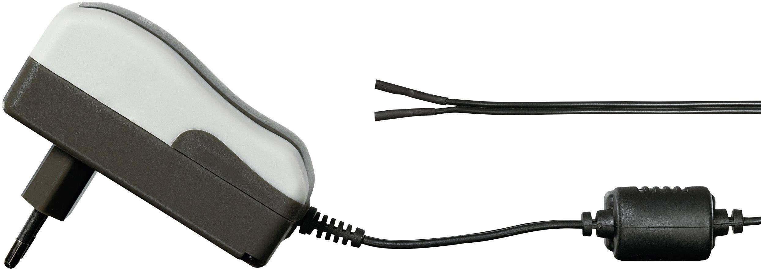 Síťový adaptér bez konektoru Voltcraft SNG-2250-OW, 3 - 12 V/DC, 27 W