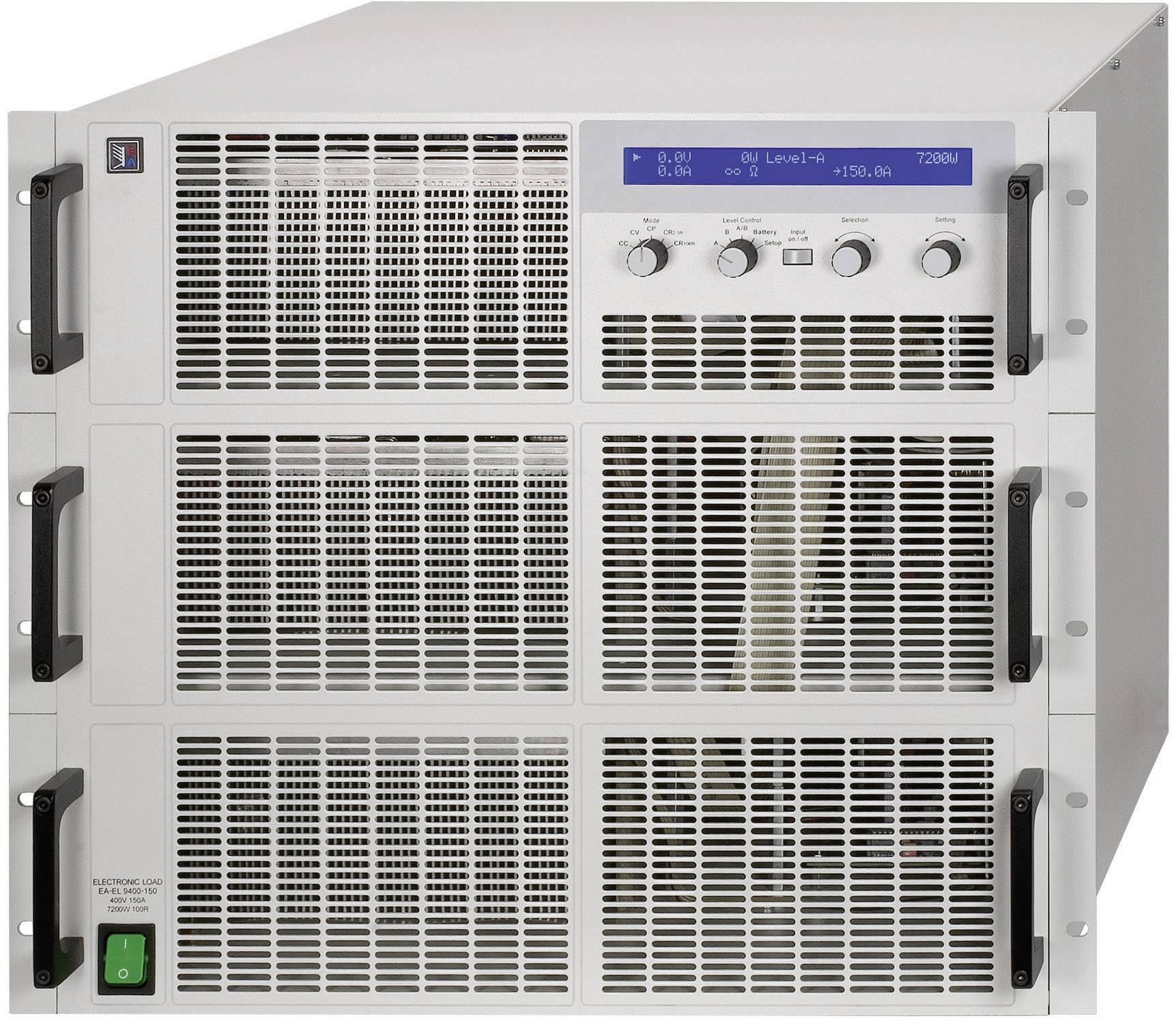 Elektronická záťaž EA-EL 9080-200 HP, 80 V/DC, 200 A, 2400 W