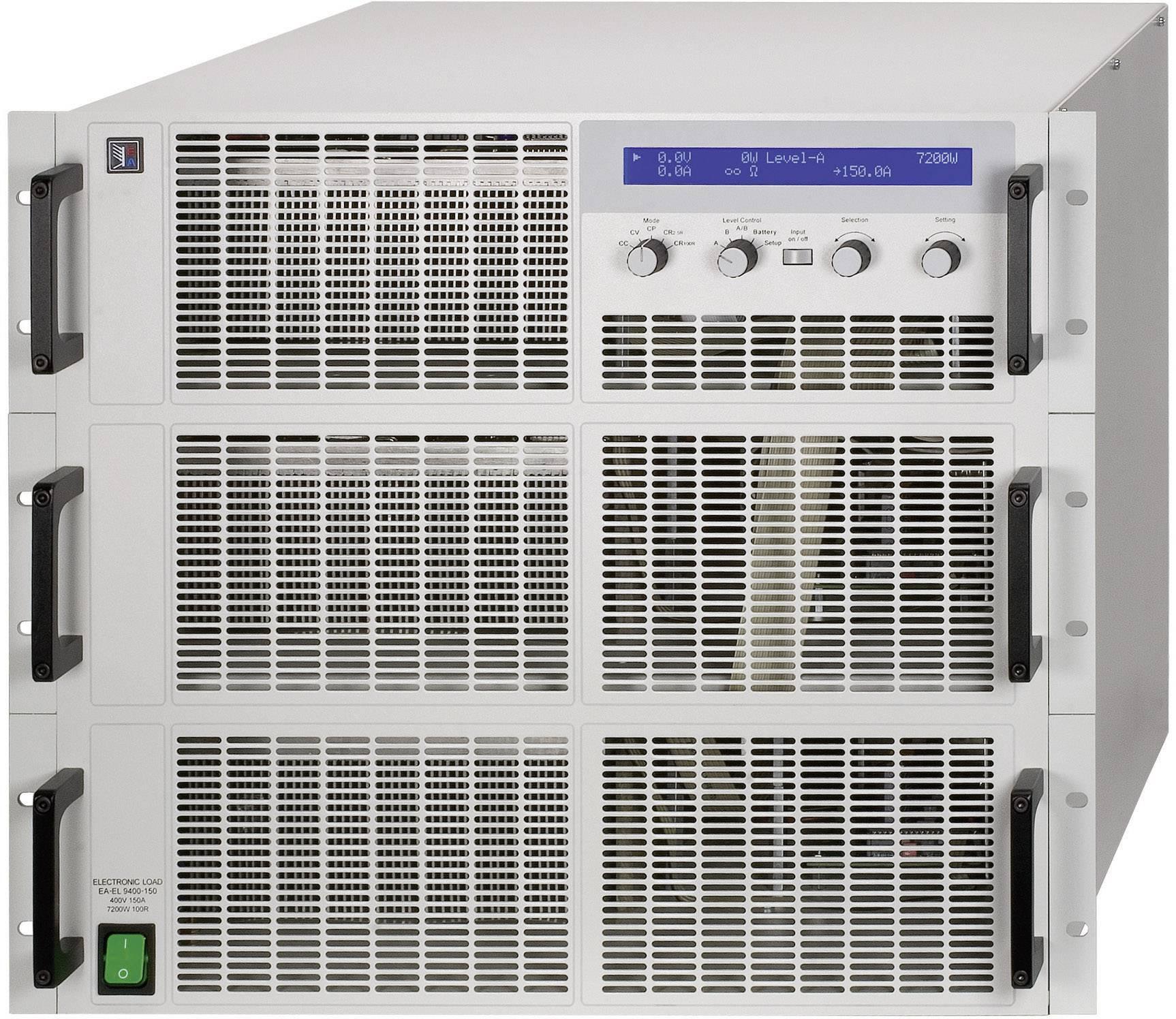 Elektronická záťaž EA-EL 9750-75 HP, 750 V/DC, 75 A, 7200 W