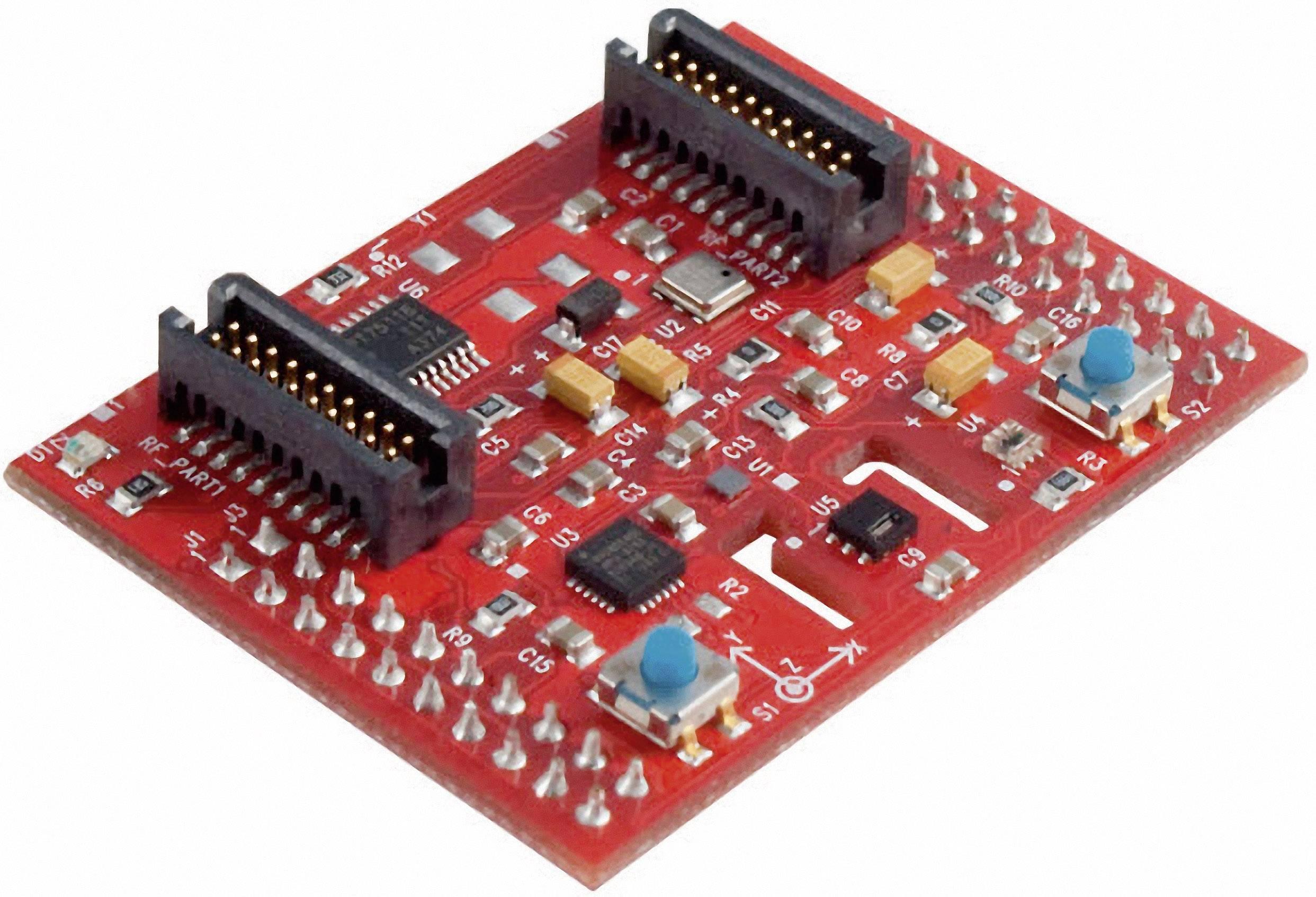Rozširujúca doska pre dosky Tiva, Texas Instruments BOOSTXL-SENSHUB