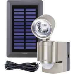 Solární LED svítidlo s detektorem pohybu GEV, 014817, champagne