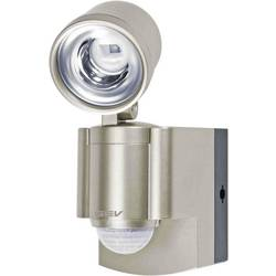 LED vonkajšie osvetlenie s PIR senzorom GEV LLL 14800 014800, 3 W, neutrálne biela, champagne