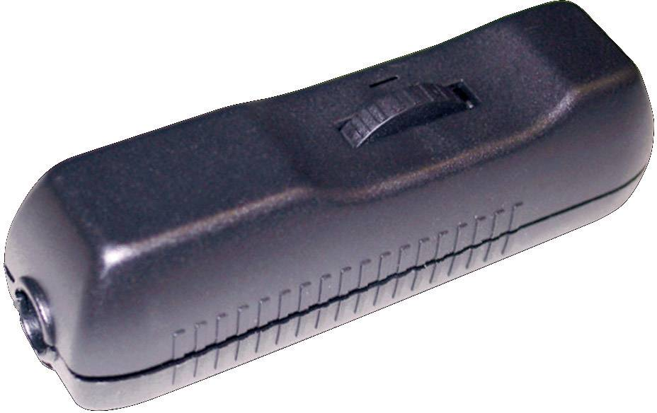 InterBär 8015-004.10;Spínací výkon (min.) 40 W, spínací výkon (max.) 160 W, čierna, 1 ks