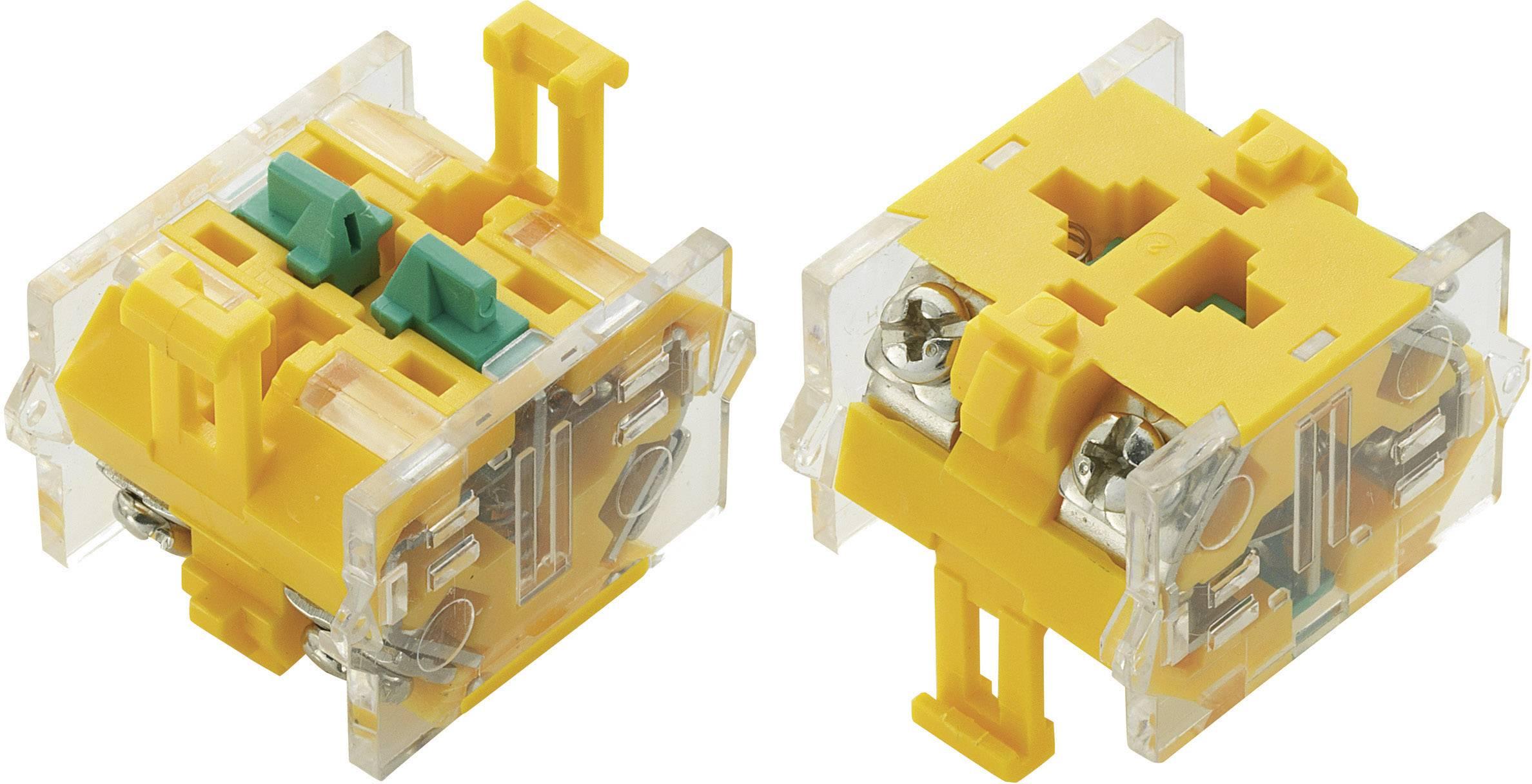 Spínacie kontaktné teleso TRU COMPONENTS LAS0-C, 2 spínacie, bez aretácie, 500 V/AC, 1 ks