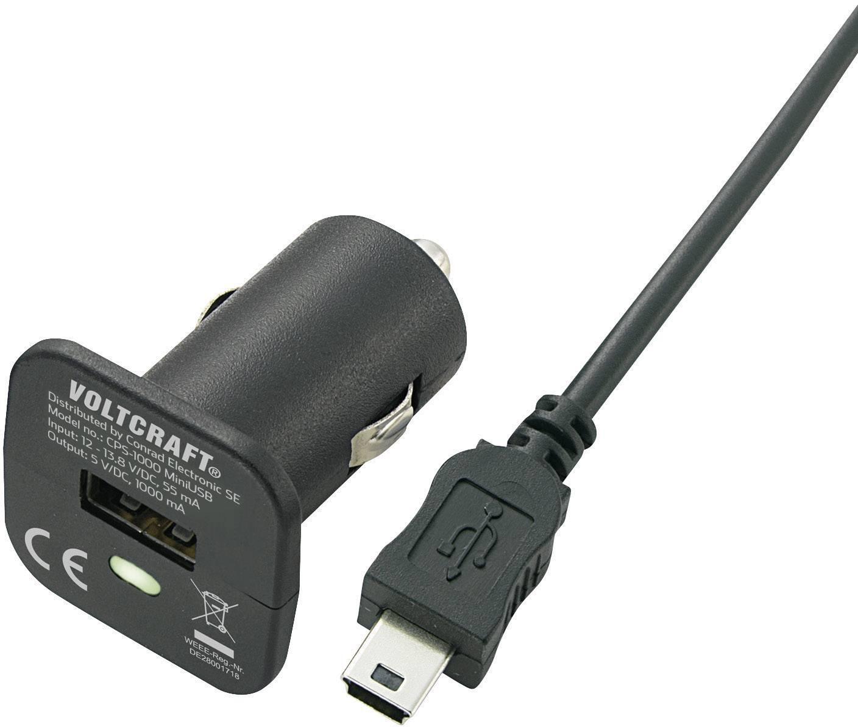 USB auto adaptér CPS-1000 MiniUSB