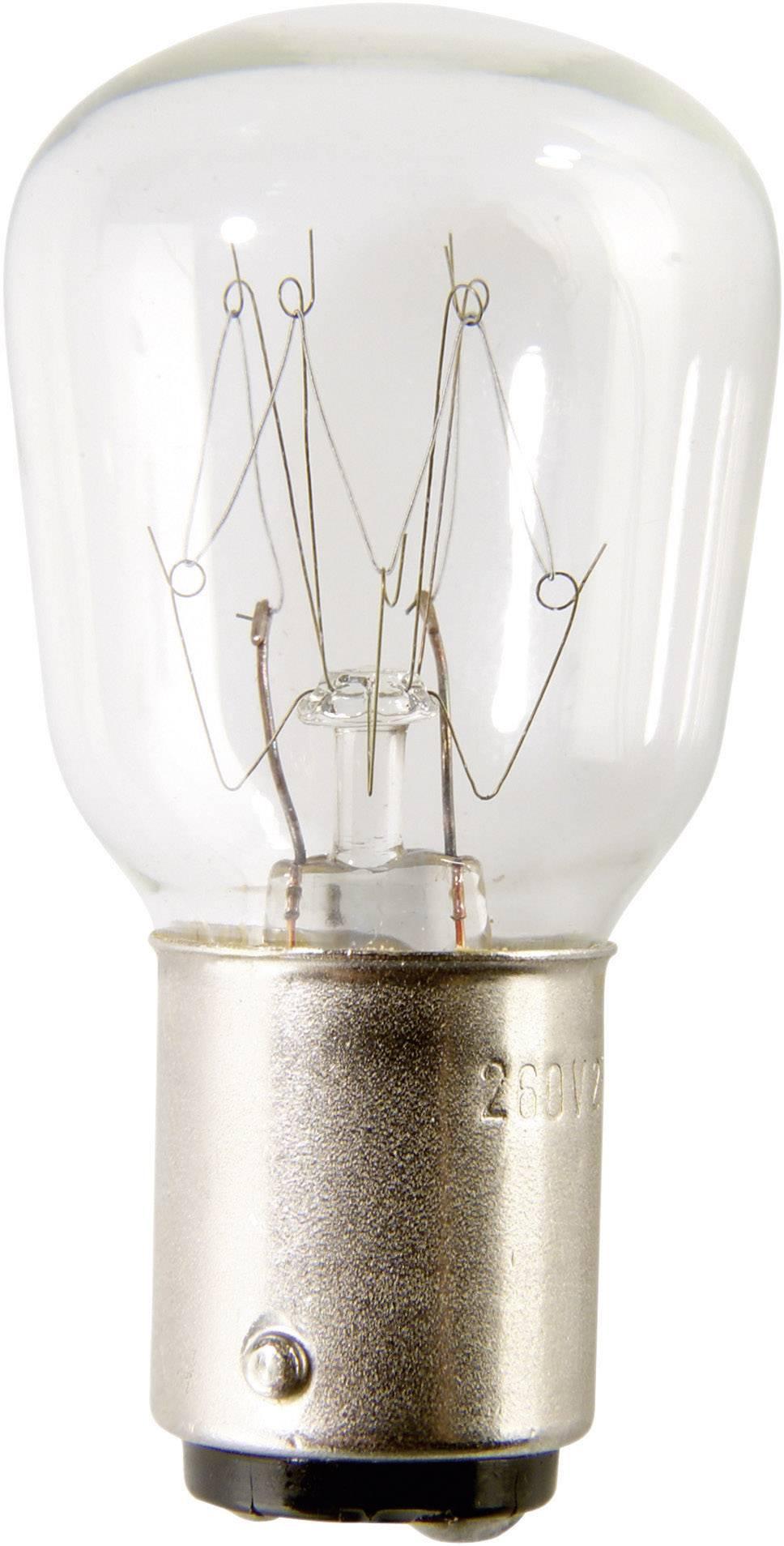 Signalizačný systém - žiarovka Auer Signalgeräte GL26 biela