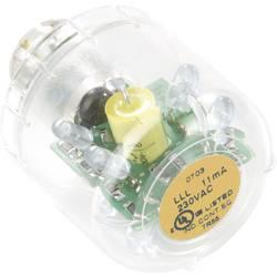 Žárovka pro signalizační systém LED Auer Signalgeräte LLL oranžová, trvalé světlo Vhodné pro řadu (signální technika) signalizační sloupek modulSIGNAL 50