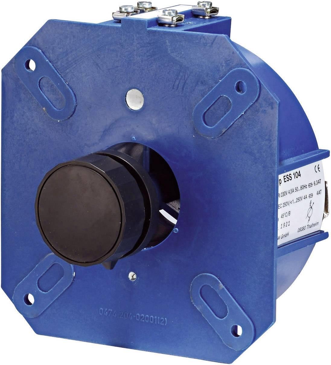 Regulační transformátor Thalheimer ESS 110, 230 V~, 1 - 250 V, 10 A