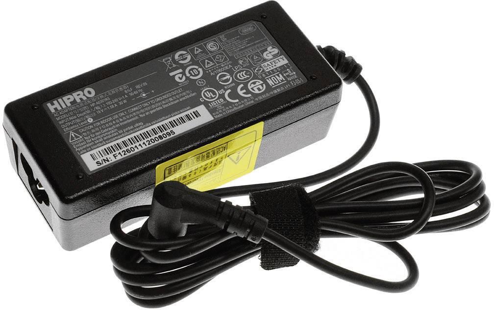 Síťový adaptér pro notebooky Acer AP.03001.001, 19 VDC, 30W