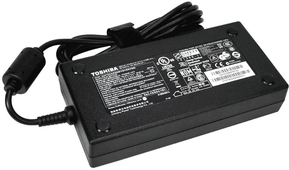 Napájecí adaptér k notebooku Toshiba PA3546E-1AC3, 180 W, 19 V/DC, 9.5 A