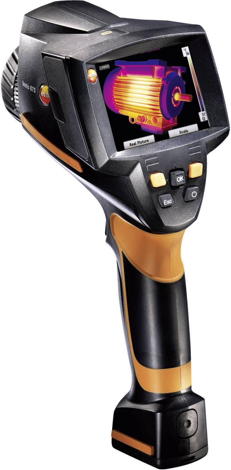 Termokamera testo 875-2i Set, -20 až 350 °C, 33 Hz, 160 x 120 px