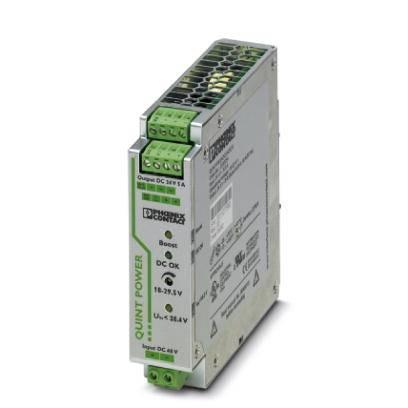 Sieťový zdroj na montážnu lištu (DIN lištu) Phoenix Contact QUINT-PS/48DC/24DC/5 24 V/DC 5 A 1 x