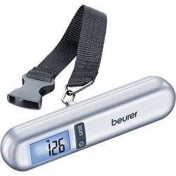 Váha na cestovní zavazadla Beurer Max. váživost 40 kg, Rozlišení 10 g, stříbrná
