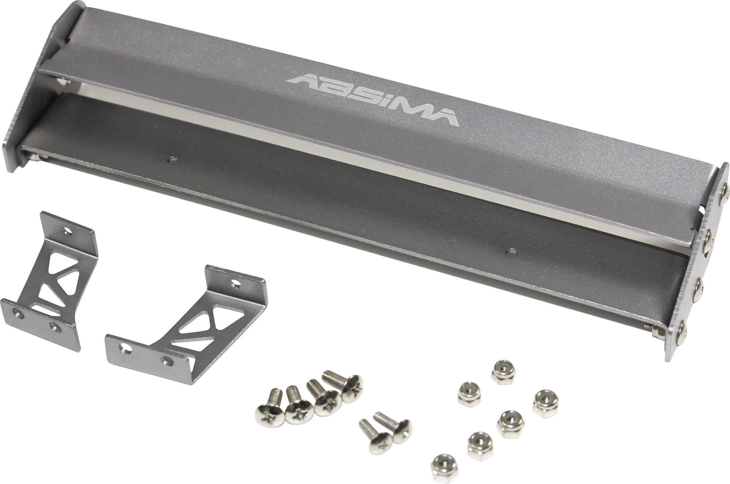 Zadný spojler hliníkový pre modely Absima 2320009 1:10