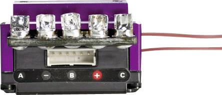 Regulátor otáček Brushless Hacker Tensoric 10, 160 A