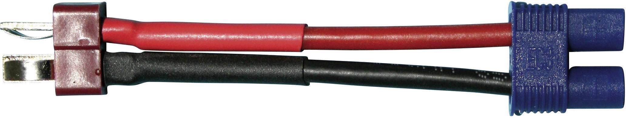 Redukce Modelcraft T zástrčka/ EC3 zásuvka, 100 mm, 2,5 mm²