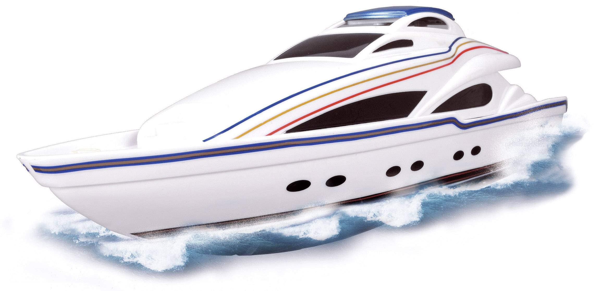 RC model lodi Dickie Toys Sea Lord, vč. RC soupravy, 1:48, 27 MHz, RtR