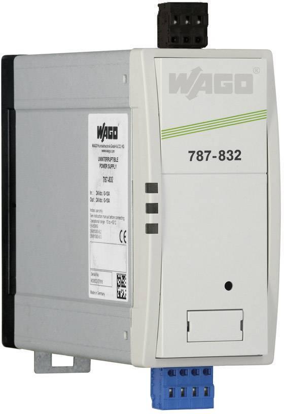 Zdroj na DIN lištu Wago Epsitron 787-832, 10 A, 24 V/DC