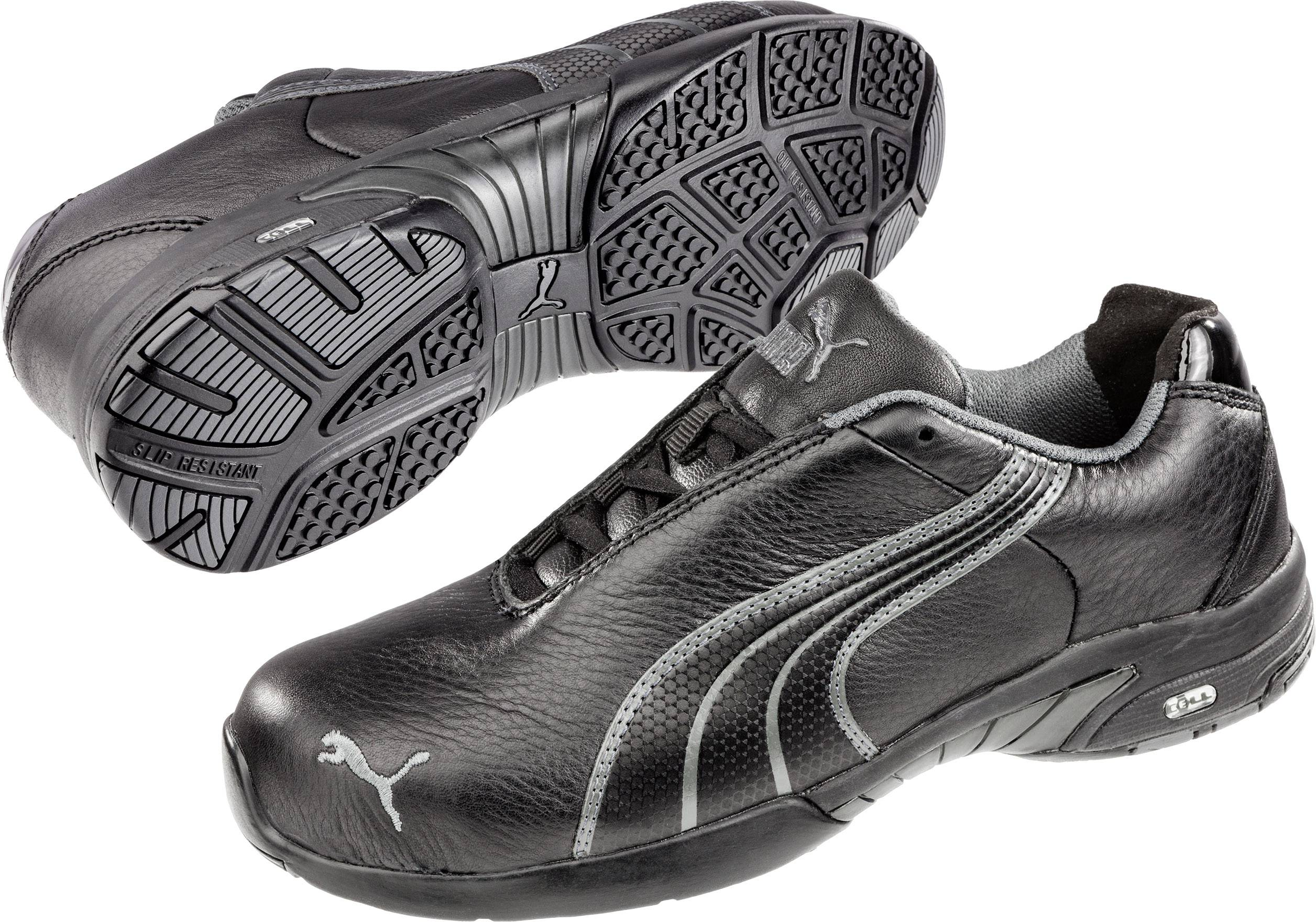 Bezpečnostní obuv S3 PUMA Safety Velocity Wns Low 642850, vel.: 41, černá, 1 pár
