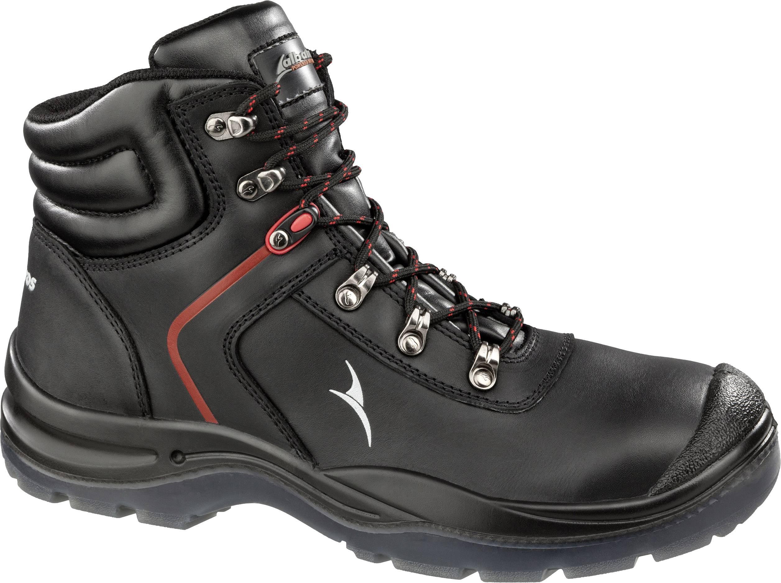 Bezpečnostní pracovní obuv S3 Velikost: 45 Albatros 631080 1 pár