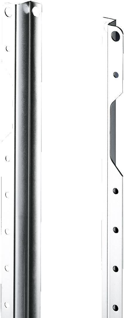 Montážna lišta s otvormi Rittal SZ 2310.100, s otvormi, 938 mm, oceľový plech, 20 ks