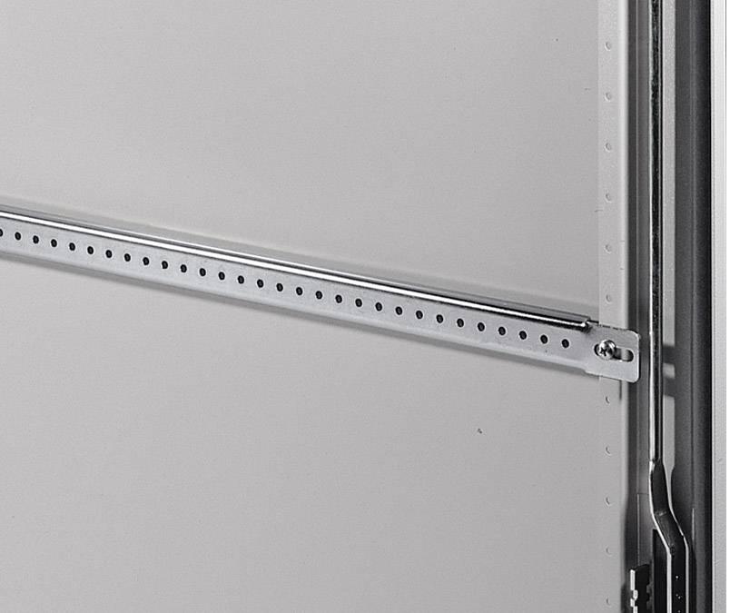 Montážna lišta s otvormi Rittal SZ 2326.000, s otvormi, oceľový plech, 20 ks