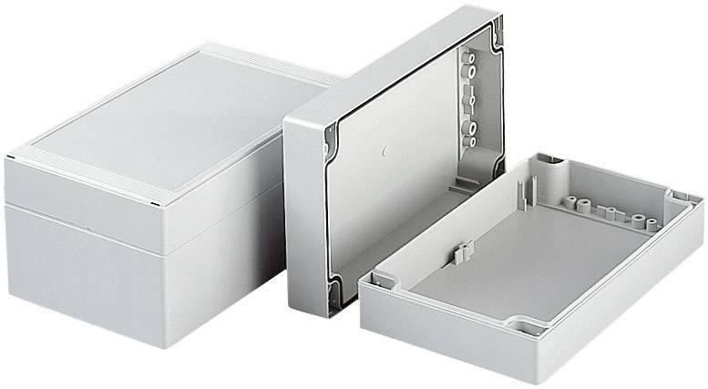 Skříň ROBUSTBOX IP66 OKW, (d x š x v) 160 x 80 x 60 mm, šedá (C2008161)