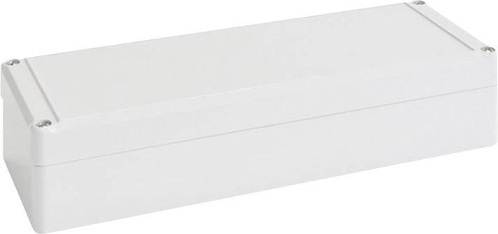 Univerzálne púzdro Bopla EUROMAS ET 224F-LP 63224400, 240 x 80 x 60 , ABS, svetlosivá, 1 ks