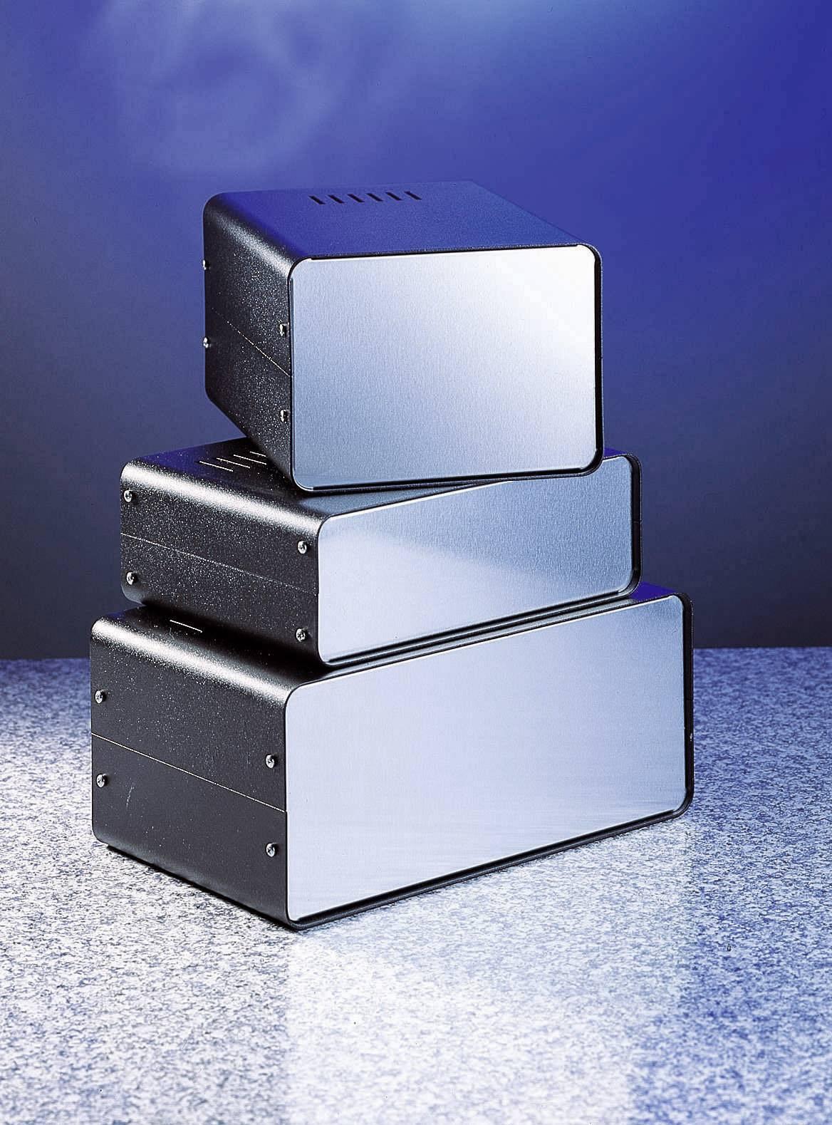 Univerzálne púzdro GSS06 GSS06, 150 x 200 x 110 , oceľ, hliník, čierna, 1 ks