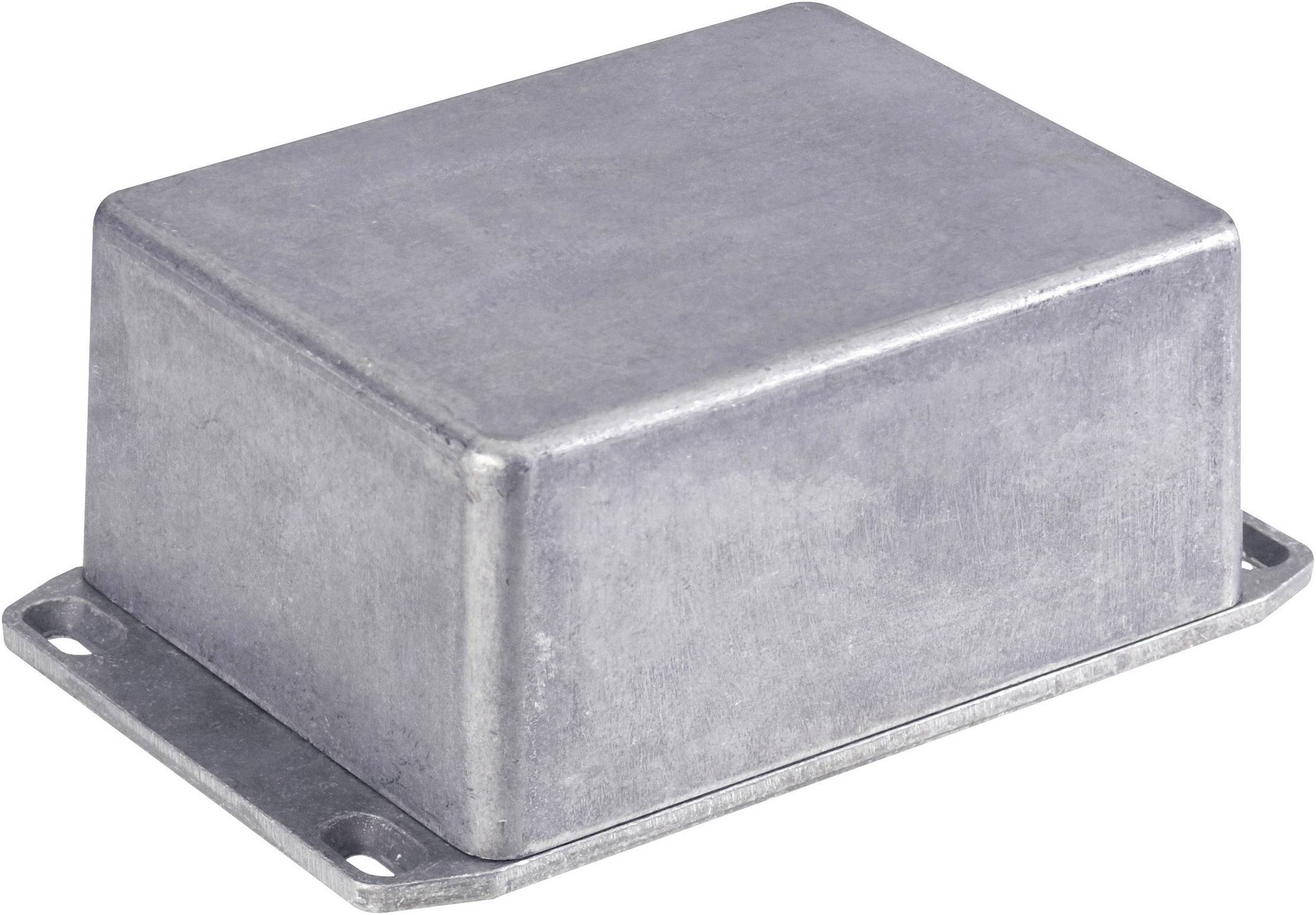 Univerzální pouzdro hliník Hammond Electronics 1590WXXFLBK 145 x 121 x 39 1 ks