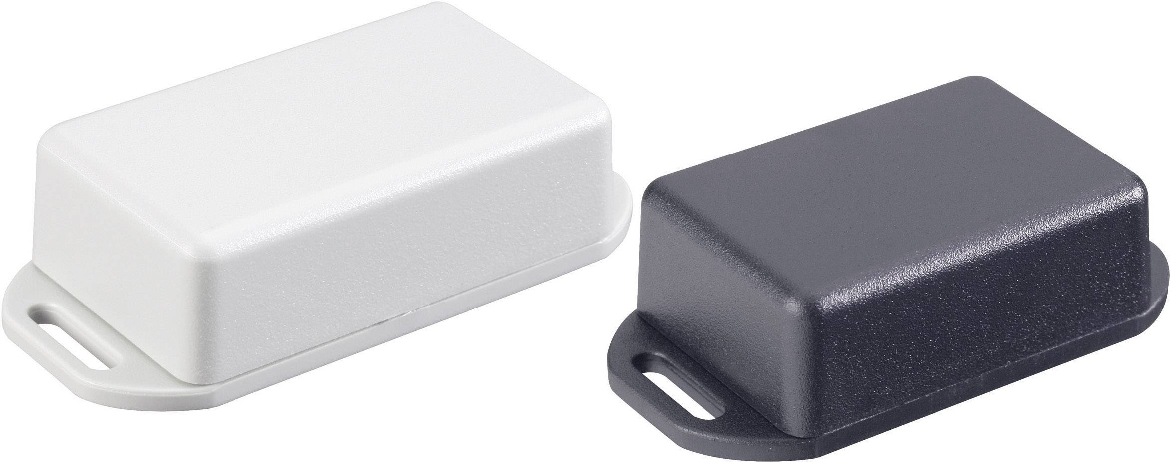 Euro pouzdro Hammond Electronics 1551GFLBK, (d x š x v) 50 x 35 x 20 mm, černá