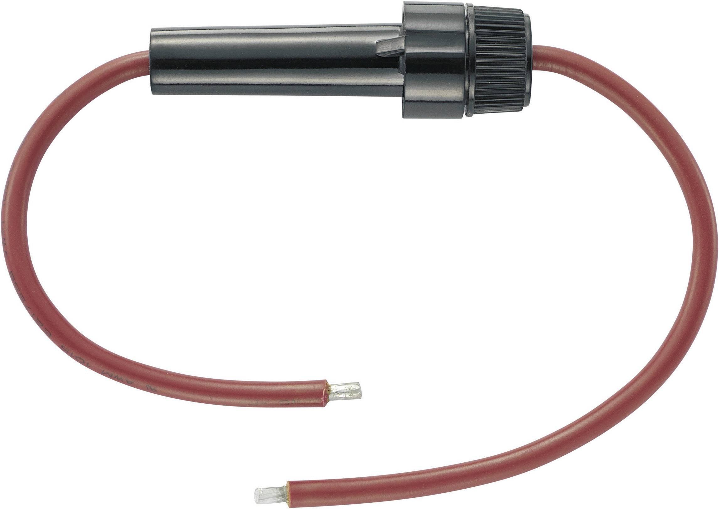 Držák pojistky SCI R3-32B1, 32 V/DC, 20 A